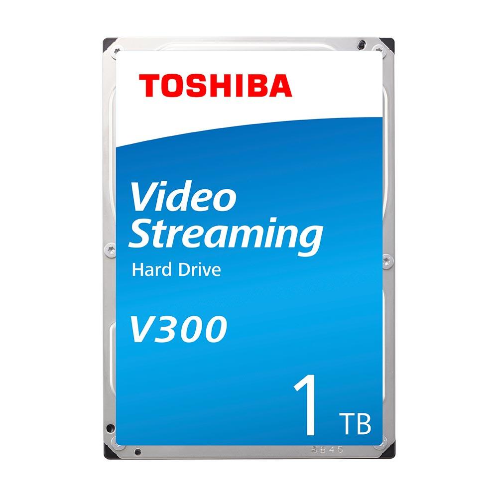 Ổ cứng HDD Toshiba V300 1TB (HDWU110UZSVA) - Chuyên Camera , Video Streaming