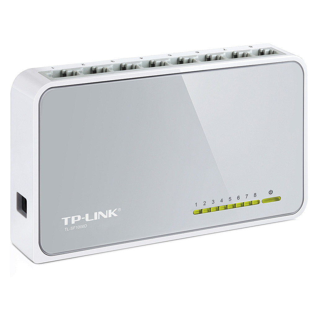 Switch TP Link TL-SF1008D 8 cổng 10/100Mbps
